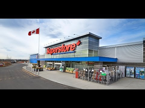 Big Grocery Store In Canada - Real Canadian Superstore