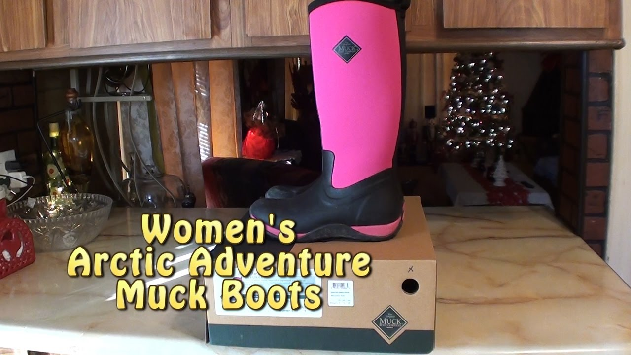 1dedee976c575 Women's Arctic Adventure MUCK boots...Yes, they're worth the money ...