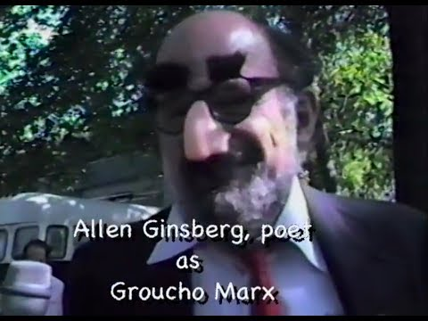 A Walking Tour of the East VIllage 1985 a film by Alan Steinfeld