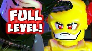 Суперзлодеі Лего постійного струму - Рівень 3 (Повний геймплей проходження)
