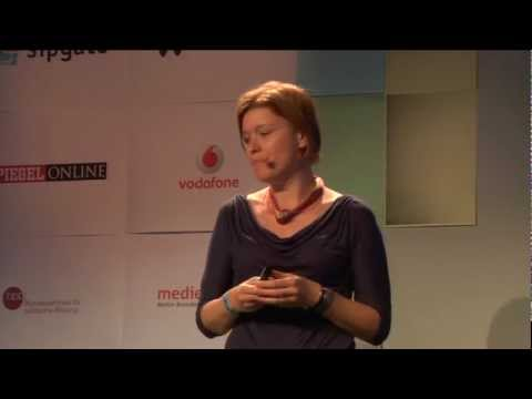 re:publica 2012 - Zuzana Wienk - Investigations as a tool to reform politics