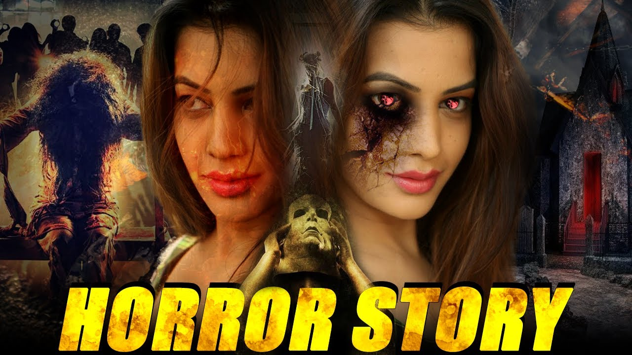 Horror Story Full Hindi Dubbed Movie | South Indian Movies Dubbed in Hindi NEW