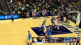 NBA 2K12: Online Match Gameplay Movie (Xbox 360)