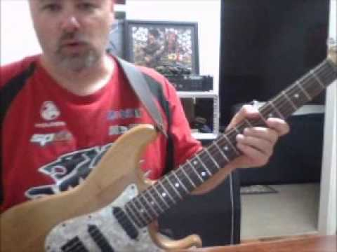 Time - Phil Keaggy Riff - by Mr Byfieldt