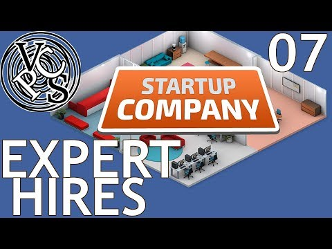 Expert Hires : Let's Play Startup Company EP07 - Beta 12 Software Developer Tycoon Gameplay