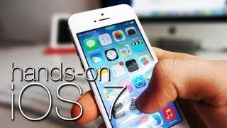 iOS 7 - Przegląd - Hands-on - Recenzja (PL)