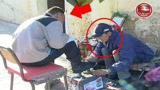 لايعقل ماذا فعل هذا الرجل الغني بماسح الأحذية  قصة جد صادمة