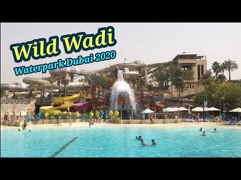 Wild Wadi Waterpark Dubai / Burj Al Arab Jumeirah / Full Day Tour / 2020 Dubai 🇦🇪