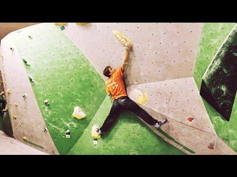 Boulder, Beats & Burger / DAV Kletter- und Boulderzentrum München / VR 360 Video