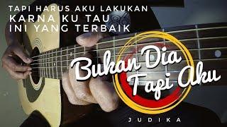 Gambar cover (Judika) Bukan Dia Tapi Aku | Fingerstyle Guitar Cover