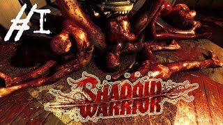 Shadow Warrior. Кровавая мясорубка. #1
