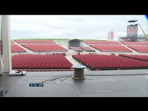 New concert venue readies for debut