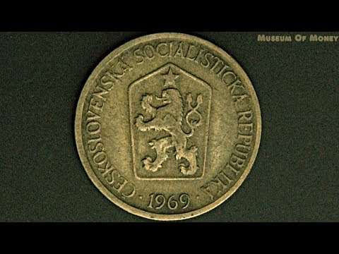 Czechoslovakia 1 Koruna 1969