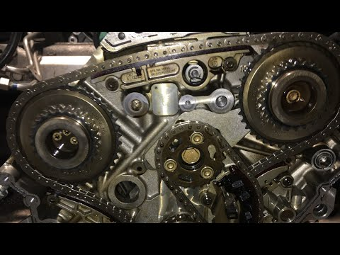 Audi S4 B8 V6 30 Supercharged Timing Engine Rebuild Youtube