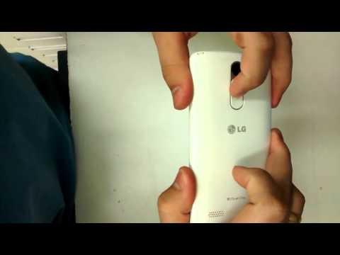 Dr.Celular - LG L Prime D337 - Hard Reset - Desbloquear - Resetar