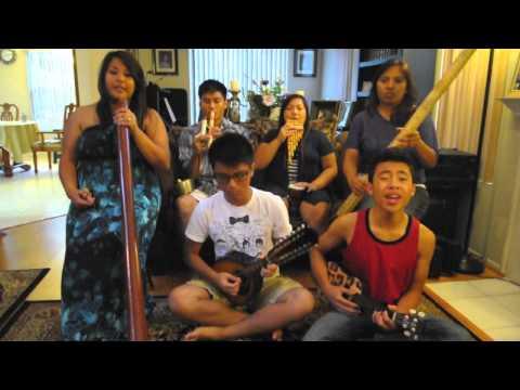 "Carly Rae Jepsen ""Call Me Maybe"" cover by The Ethnic Standard"