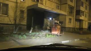 МУСОРА ПО УШИ!!! В Белгороде не вывозят мусор!!! Это забастовка коммунальщиков?