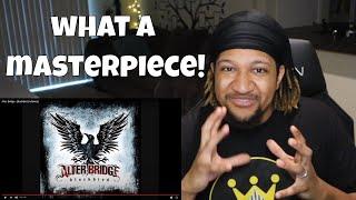 Alter Bridge - Blackbird (w/lyrics) | Reaction