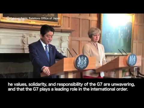 Japan-U.K. Summit Meeting