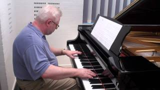 Vals Nr 15 Op Posth i E-dur (Chopin) (Performer: Bjarne E. Nielsen)