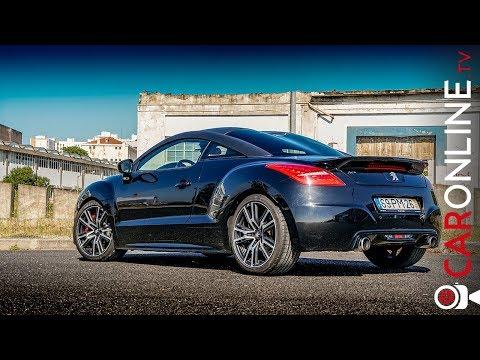 Peugeot SPORT no seu MELHOR | Peugeot RCZ |R|  [Review Portugal]