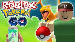 "ROBLOX | CATCHING THE BEST POKEMON EVER! ""CHARIZARD"" (ROBLOX Pokemon GO)"