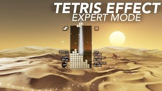 Tetris Effect On Expert Mode