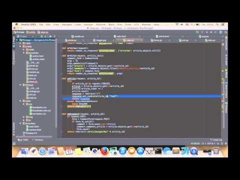 Python Django (урок 9) - сессии и cookie файлы