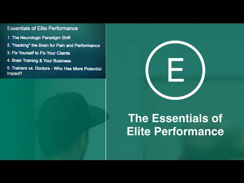 Z-Health Essentials of Elite Performance: Overview