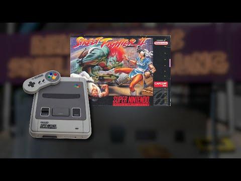 Gameplay : Street Fighter 2 [SNES]