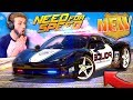 RACING A LAMBO vs FERRARI POLICE CAR! - Need for Speed w/ Ali-A