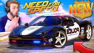 RACING A LAMBO vs FERRARI POLICE CAR! - Need for Speed w/ Ali-A
