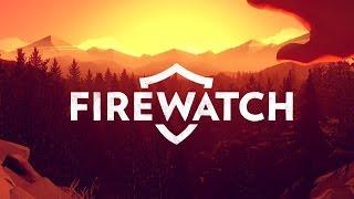 Анонс стрима в 17:00 по Москве по Firewatch