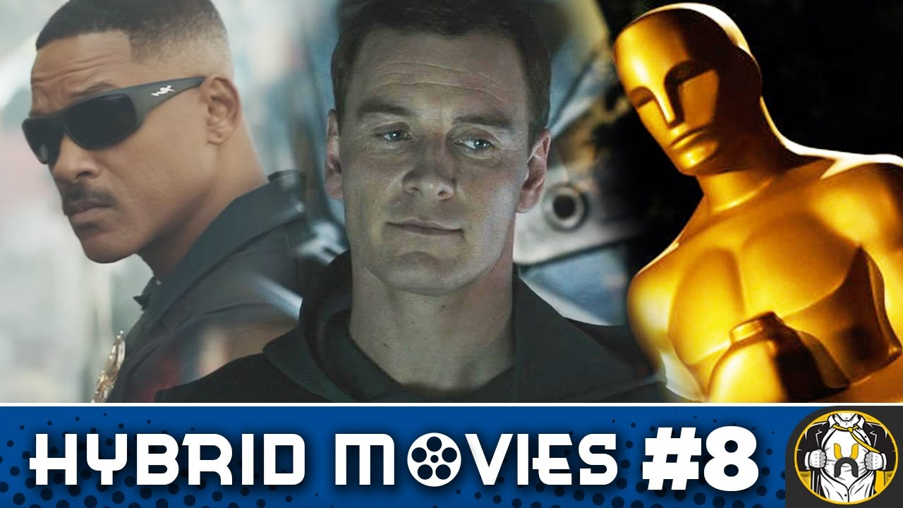Alien Covenant Prologue Bright Netflix Teaser Oscars 2017 Recap Hybrid Movies 8