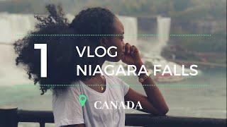 NIAGARA FALLS/ CANADA (VLOG)1