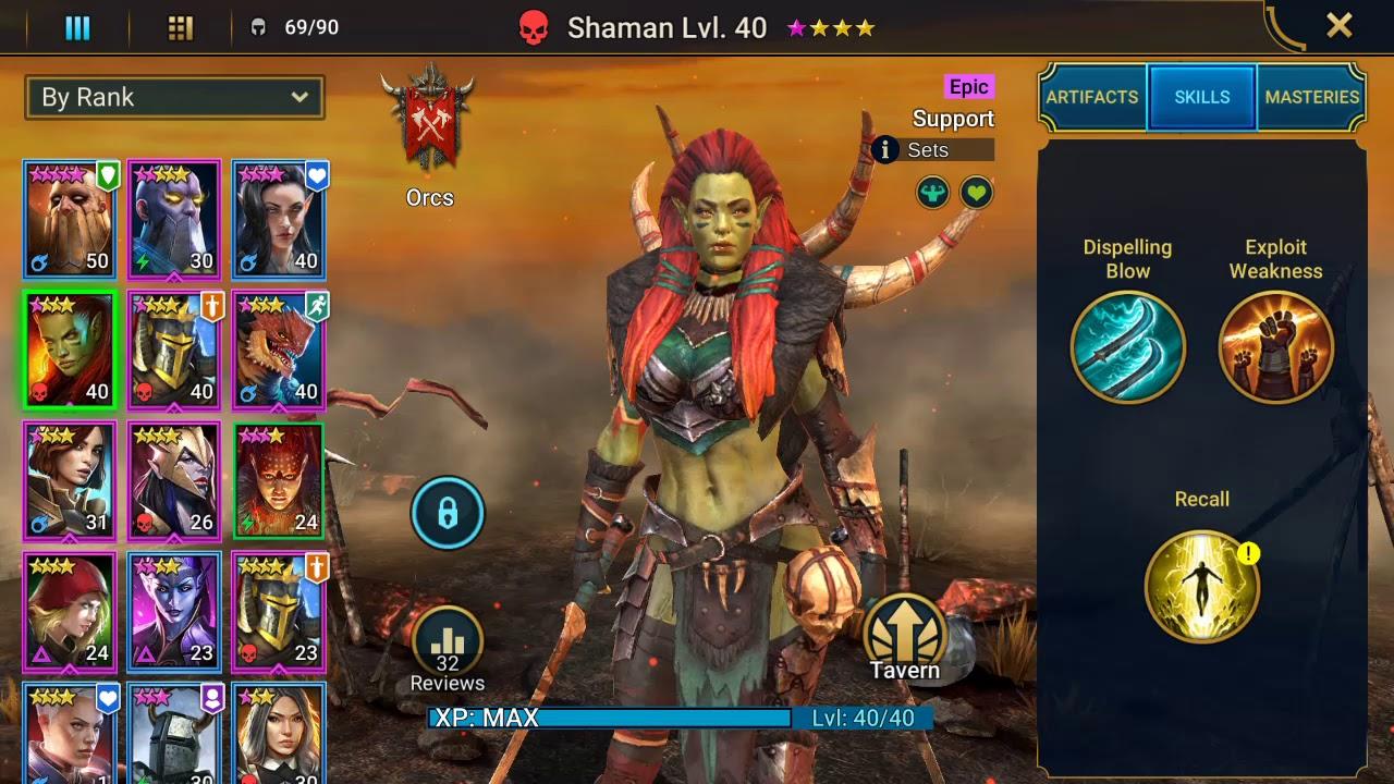 RAID: Shadow Legendshack astuce et triche