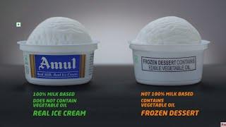 Are you having an ice cream or frozen dessert?  #AmulIcecream