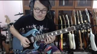 แป๊ะ Syndrome - Papercut Linkin Park Guitar Cover