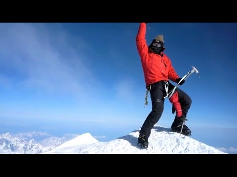Vw Of America >> The Full Denali Climbing Experience (Mt. McKinley) - YouTube