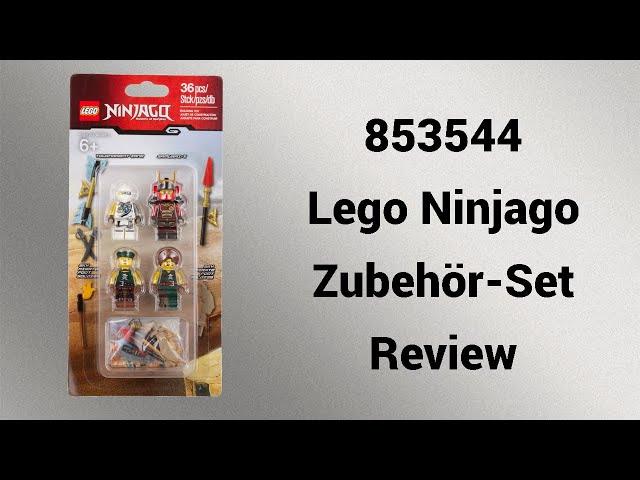 Turnier Zane! | 853544 Lego Ninjago Zubehör-Set Review | Rpfreund2014