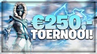 FINALE 250€ PROPLAYERSEU 2VS2 TOERNOOI FT FRIZZY / FORTNITE BATTLE ROYALE NEDERLANDS