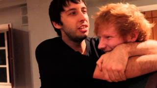 Ed Sheeran: UK Tour Diary (Part 1)