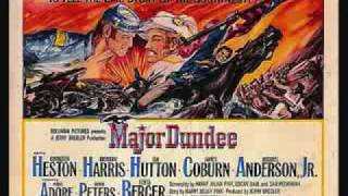 Major Dundee - Original Soundtrack (Main Title Record) - Sierra Charriba