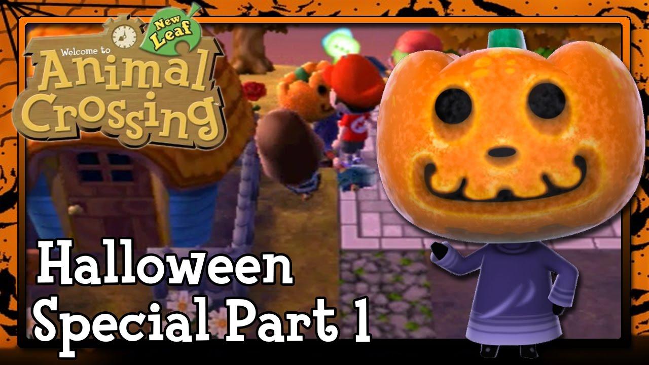 A TGMG Halloween Special! | Animal Crossing: New Leaf - Halloween ...
