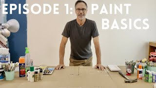 How To Pick The Right Paint & Pattern For Your Wall by Cutting Edge Stencils