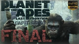 PLANET OF THE APES:LAST FRONTIER / CAPITULO 05: VERDAD REVELADA / SUB. EN ESPAÑOL / PS4 (2017)