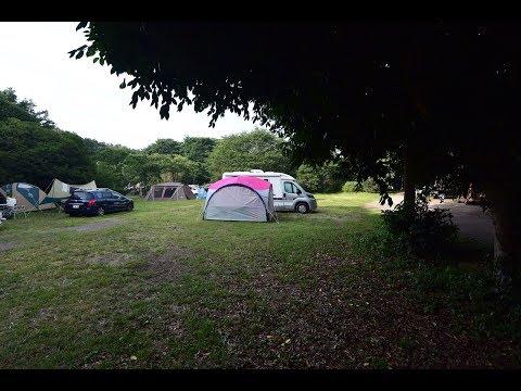 【車中泊】キャンピングカーでオートキャンプ/ホウリーウッズ久留里キャンプ村