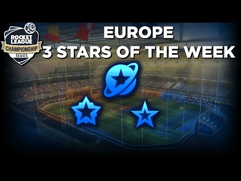 EU RLCS 3 Stars of the Week! - League Play Week 1