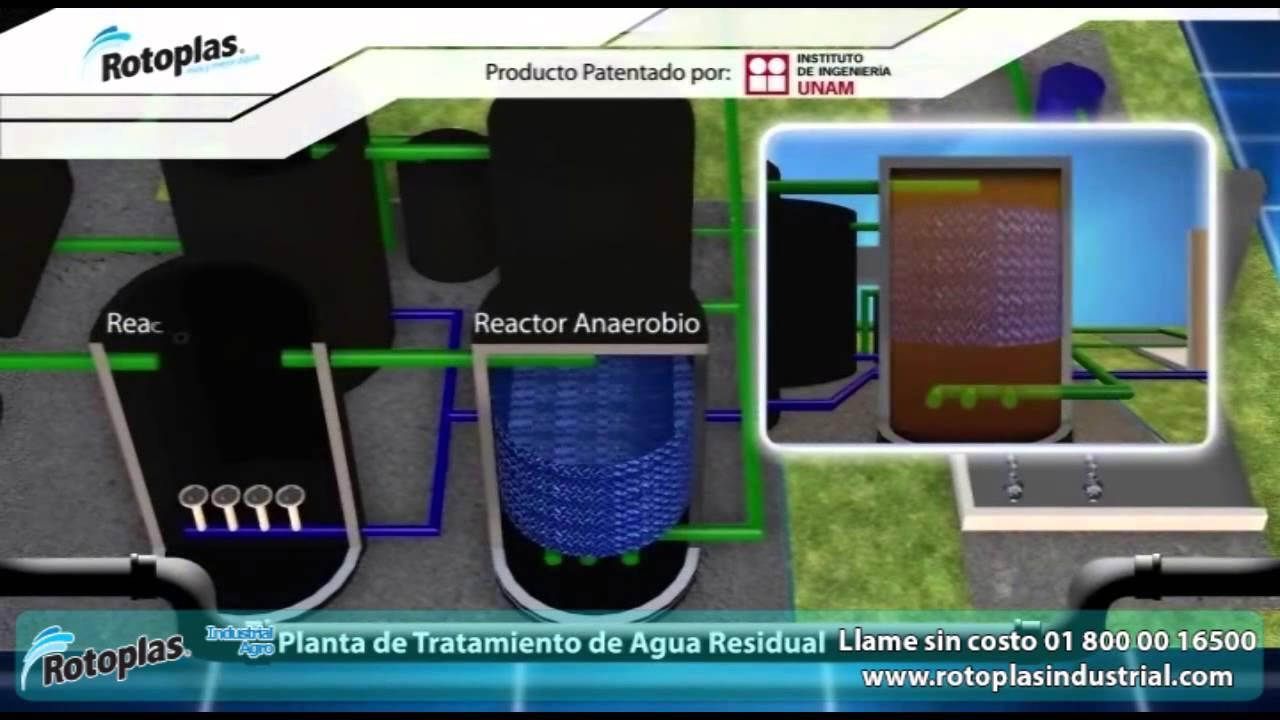 Planta de tratamiento de agua rotoplas youtube - Tratamiento de agua ...
