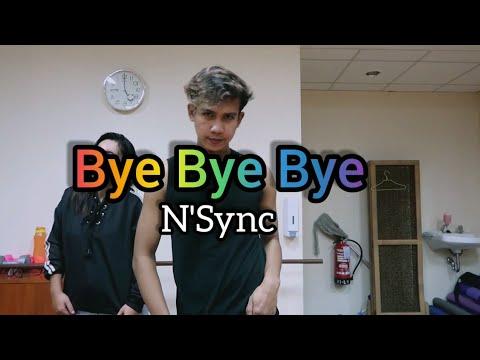 N&39;Sync - Bye Bye Bye  DANCE  FITNESS  At PHKT Balikpapan